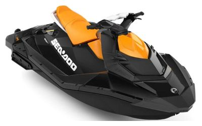 2019 Sea-Doo Spark 2up 900 H.O. ACE iBR + Convenience Package Plus PWC 2 Seater Castaic, CA