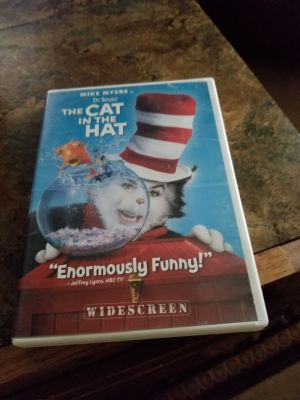 Dr Suess The cat in the hat