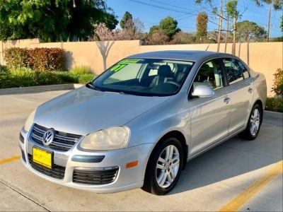2007 Volkswagen Jetta Wolfsburg Edition (Platinum Gray)