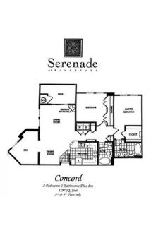 1 bedroom - luxurious Apartment Complex in ard.