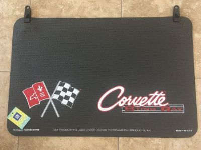 Find Corvette Sting Ray work mat / fender cover / fender gripper motorcycle in Des Moines, Iowa, United States, for US $20.99