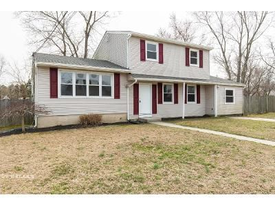 3 Bed 2 Bath Foreclosure Property in Williamstown, NJ 08094 - Albertus Dr