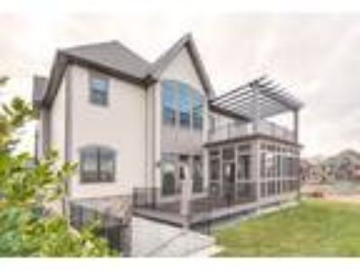 The Estate Home With Oak Park Package by Wormald Homes: Plan to be Built