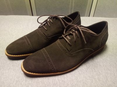 Brand new size 10 and 1/2 Stacy Adams dress shoes