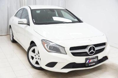 2015 Mercedes-Benz CLA-Class CLA250 4MATIC (Cirrus White)
