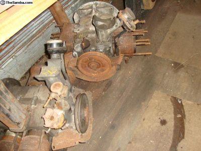 40 hp engine