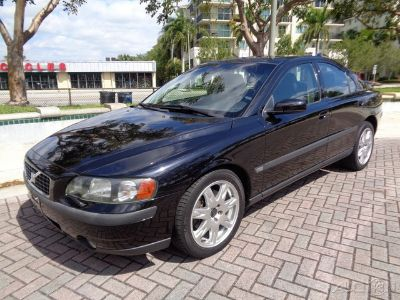 2004 Volvo S60 2.5T (Passed safety ins)