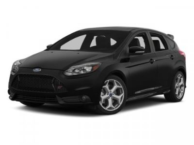 2014 Ford Focus ST (Black)