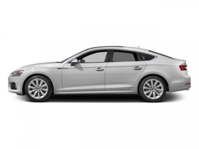 2018 Audi A5 Sportback Premium Plus (Glacier White Metallic)