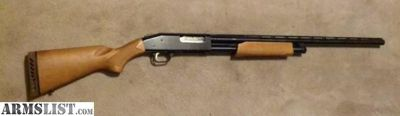 For Sale/Trade: Mossberg 535