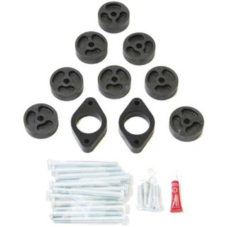 Purchase Daystar PA993 Body Lift Kit Fits 12-16 Wrangler (JK) motorcycle in Chanhassen, Minnesota, United States, for US $97.93