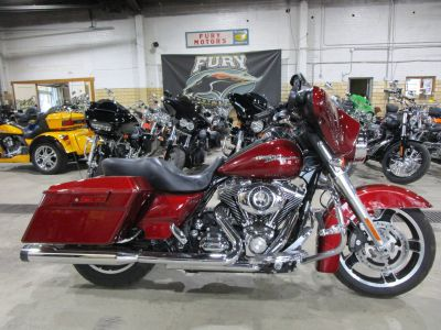 2010 Harley-Davidson Street Glide Touring Motorcycles South Saint Paul, MN