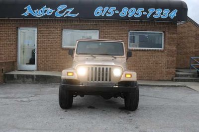Used 1999 Jeep Wrangler for sale