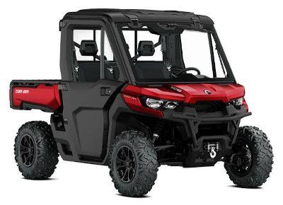 2018 Can-Am Defender XT HD10 Side x Side Utility Vehicles Honeyville, UT