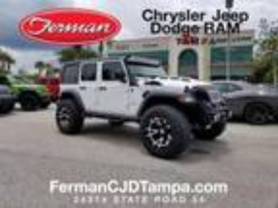 new 2019 Jeep Wrangler for sale.