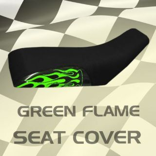 Find Yamaha YTM225 83-87 Green Flame Seat Cover #kok16165 ikl8175 motorcycle in Milwaukee, Wisconsin, United States, for US $39.99