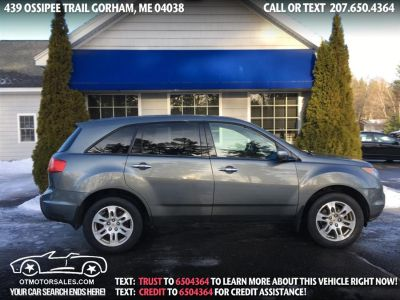 2009 Acura MDX Base (Gray)