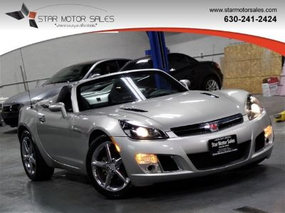 2007 Saturn Sky 2dr Convertible Red Line