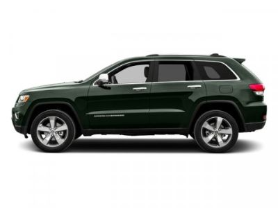 2015 Jeep Grand Cherokee Limited (Black Forest Green Pearlcoat)