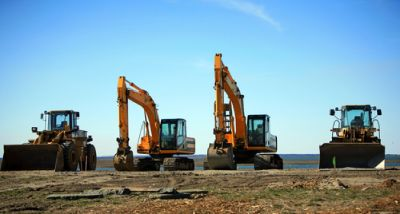Heavy equipment & dump truck funding - We handle all credit types