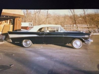 1957 Chevrolet Convertible (Project Car)