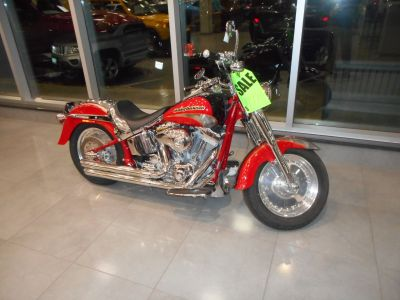 2005 HARLEY-DAVIDSON FATBOY SCREAMING EAGLE