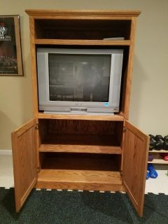 TV and Entertainment cabinet