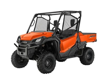 2016 Honda Pioneer 1000 EPS Side x Side Utility Vehicles Rapid City, SD