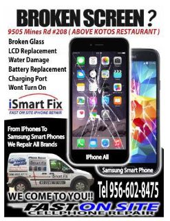 $69, Free iPhone Tempered Glass with any iPhone Repair