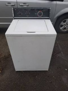 VERY CLEAN WASHER MACHINE, EXTRA LARGE CAPACITY