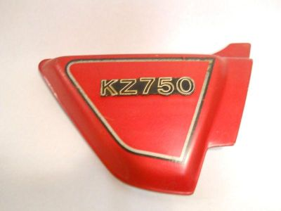 Purchase 1980 1981 Kawasaki KZ750 E Right Body Side Panel Cover 36001-1096 motorcycle in Richlandtown, Pennsylvania, US, for US $74.99