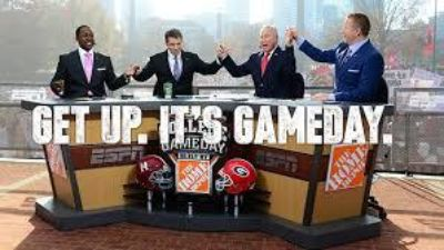 NEEDED ESPN College Football GameDay Shows