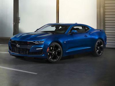 2019 Chevrolet Camaro SS (Blue Metallic)
