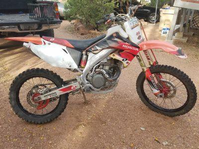 2004 hinda crf 450r