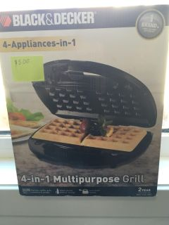 Multi function grill
