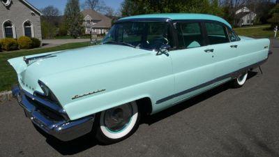 Used 1956 Lincoln Premiere Sedan, 102,239 miles
