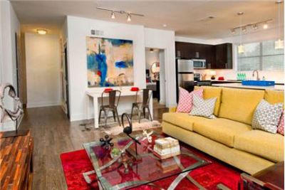 1 bedroom Apartment - Located north of Atlanta in the desirable Sandy Springs area, chic.