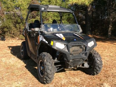$6,995, 2013 Polaris RZR 570 EPS TRAIL LE