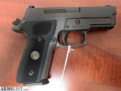 For Sale: Sig Sauer P229 Legion 9mm