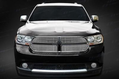 Buy SES Trims TI-CG-242A 11-13 Dodge Durango Billet Grille Bar Grill Chromed motorcycle in Bowie, Maryland, US, for US $264.00