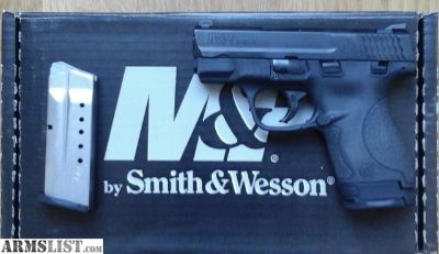 For Sale: M&P Shield like new