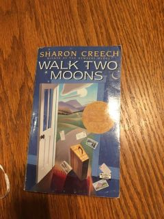Walk two moons paperback