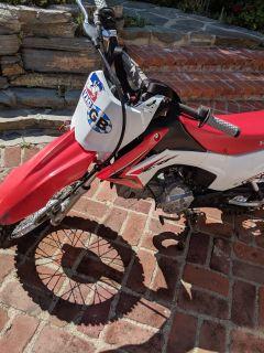 2013 Honda CRF 100F