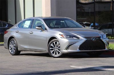 2019 Lexus ES 350 (silver)