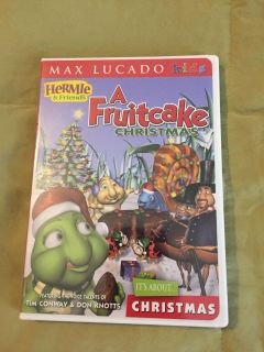 Hermie and Friends a fruitcake Christmas dvd
