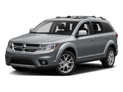 2016 Dodge Journey R/T (White)