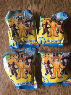 New Fisher Price Imaginext mystery sets