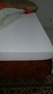 Queen memory foam mattress