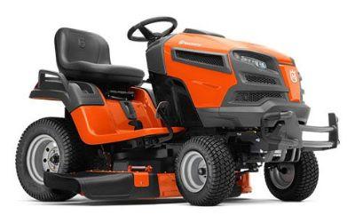 2018 Husqvarna Power Equipment YT42DXLS Lawn Tractor Kohler Residential Tractors Gaylord, MI