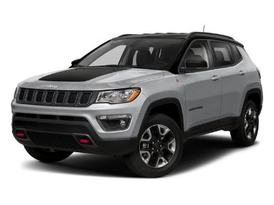 2018 Jeep Compass Trailhawk (Jazz Blue Pearlcoat)